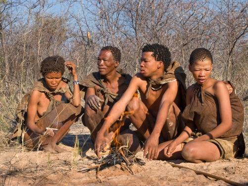 DAVIS-Botswana-San-bushmen